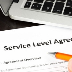Service Level Agreement (SLA)
